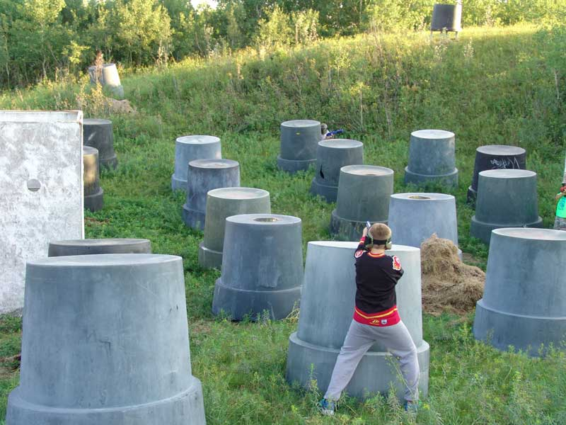 How to Become a Good Paintballer pictures